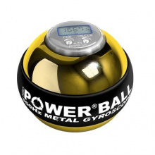 Powerball 350 Hz Metal Hi-Speed Lightweight Gold PB-388HC