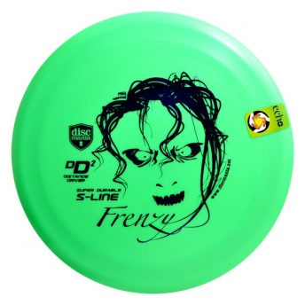 Диск для диск-гольфа Discmania DD2 Frenzy фото 3202