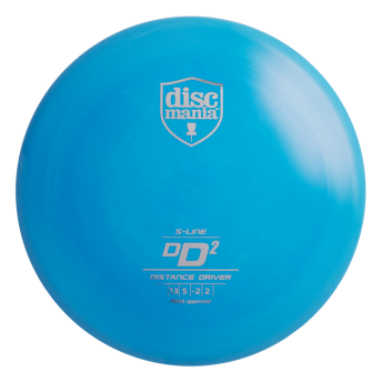 Диск для диск-гольфа Discmania DD2 Frenzy фото 3203