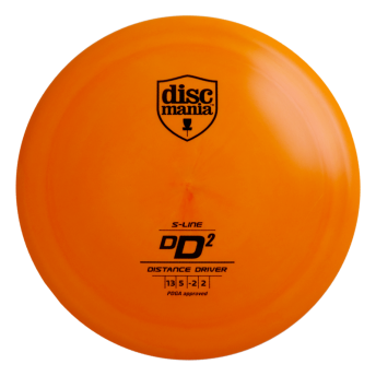 Диск для диск-гольфа Discmania DD2 Frenzy фото 3205